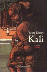 Kali roman de Yanne dimay